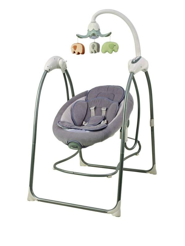 2in1 baby swing bouncer