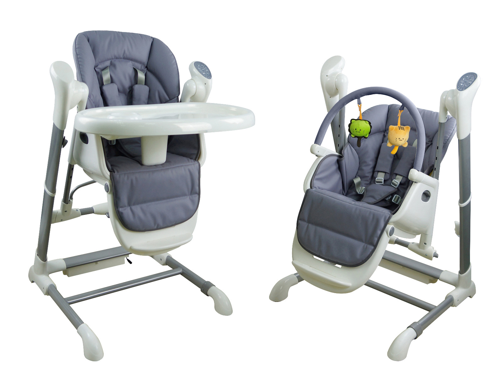 Baby high chair&Baby Swing