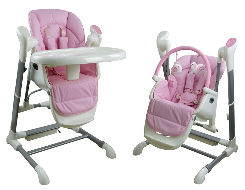 2 in 1 Baby High Chair& Swing